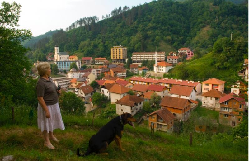 Sie wagte die Rückkehr – nach Srebrenica